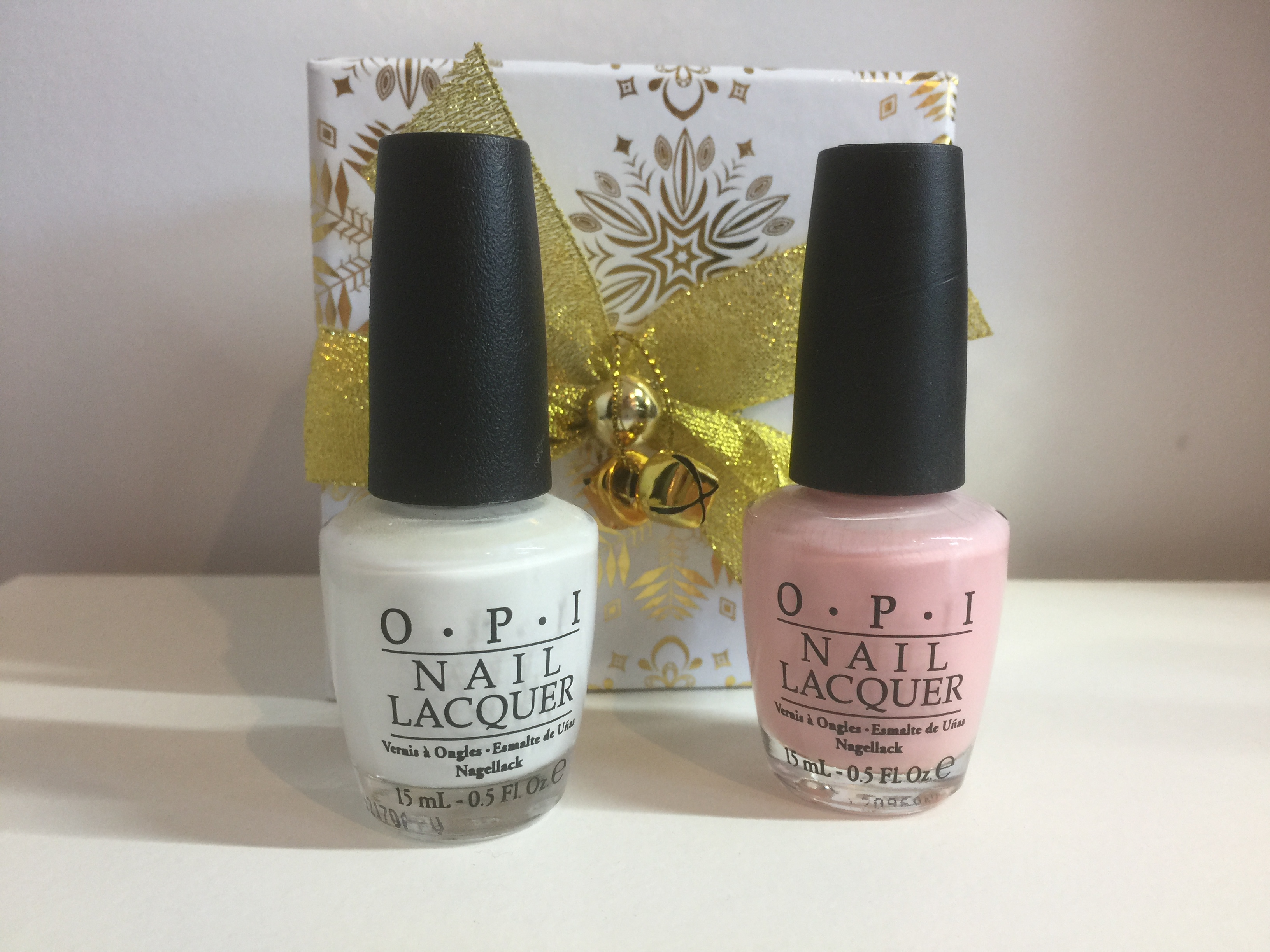 Coffret duo OPI french manucure