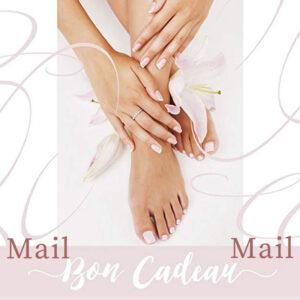 coffret cheque cadeau montant mail onglerie histoire d'ongles la rochelle anniversaire noel vernis ongles en gel