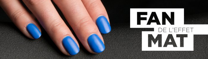 vernis semi permanent mat ongles la rochelle